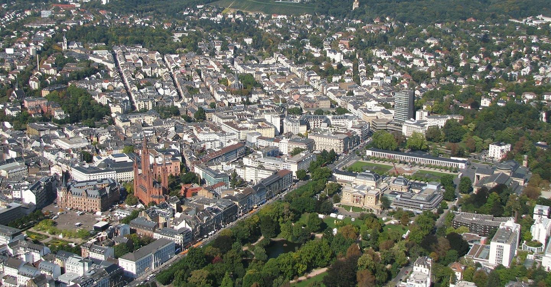 Stellenangebot Wiesbaden